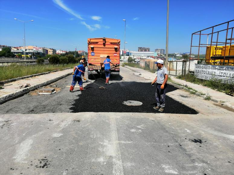 Belediye ekipleri saha çalışmalarını hızlandırdı