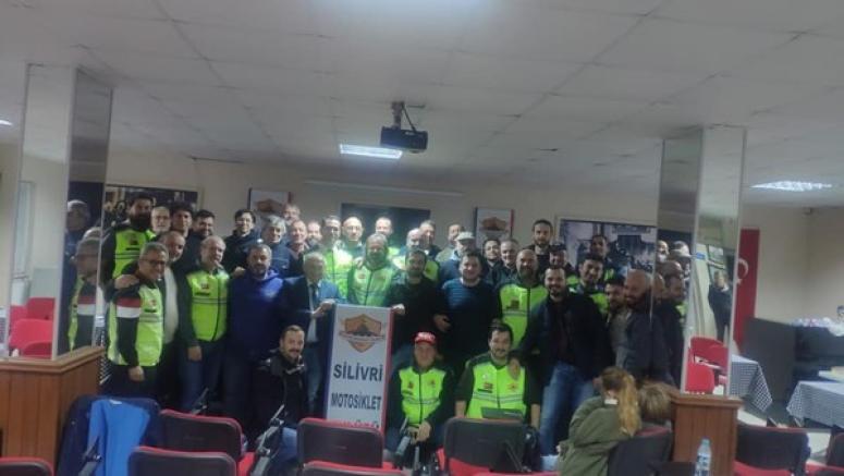 Silivri Motosiklet Kulübü'nde Orbay Kahraman Dönemi