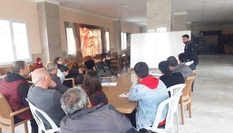 Silivri Cemevi'nde Bağlama Kursu Eğitimleri Başladı