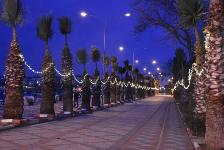 Silivri Yeni Yıla Işıl Işıl Girecek