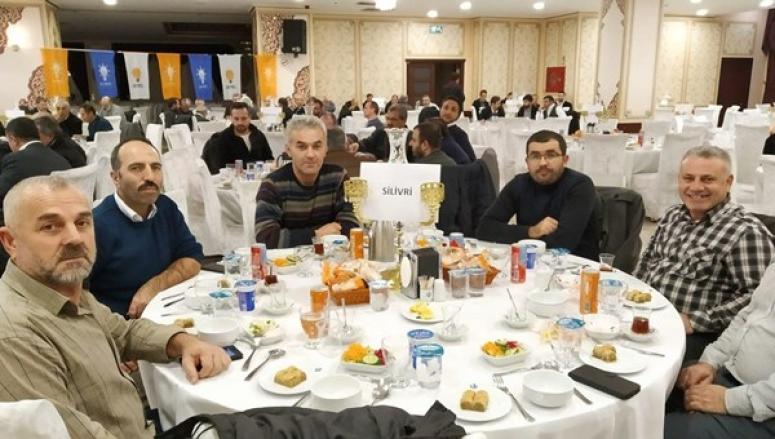 Şenocak'tan 3. Bölge Mahalle Başkanları Toplantısı
