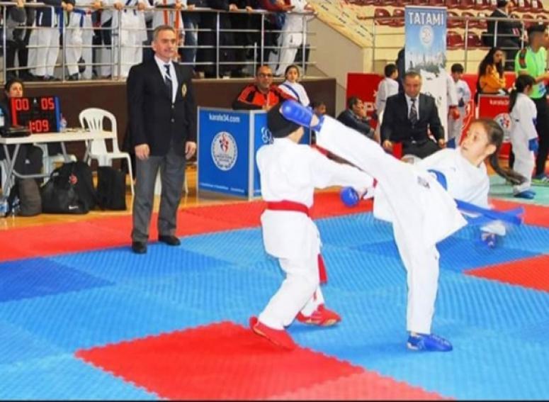 Türkiye Karate Şampiyonu Silivri´den