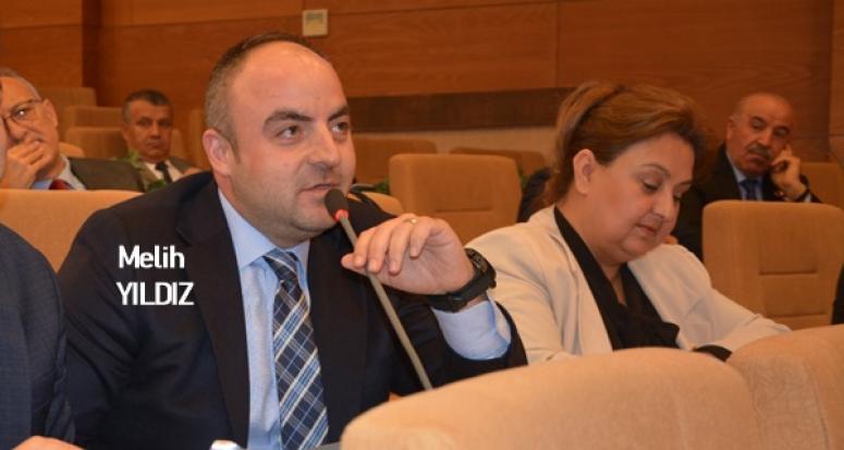 Yıldız: Topbaş herhâlde AK Parti İlçe Başkanlığına geliyordu