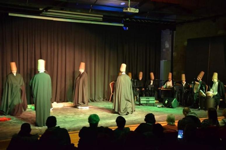 Silivri'de Mevlânâ Haftası Özel Programı Sahnelendi