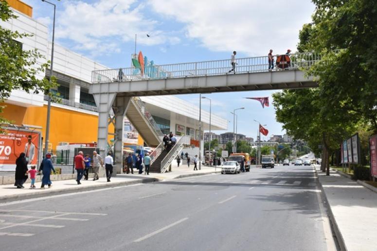 Kipa Üst Geçidinde Asansör Projesi Onaylandı