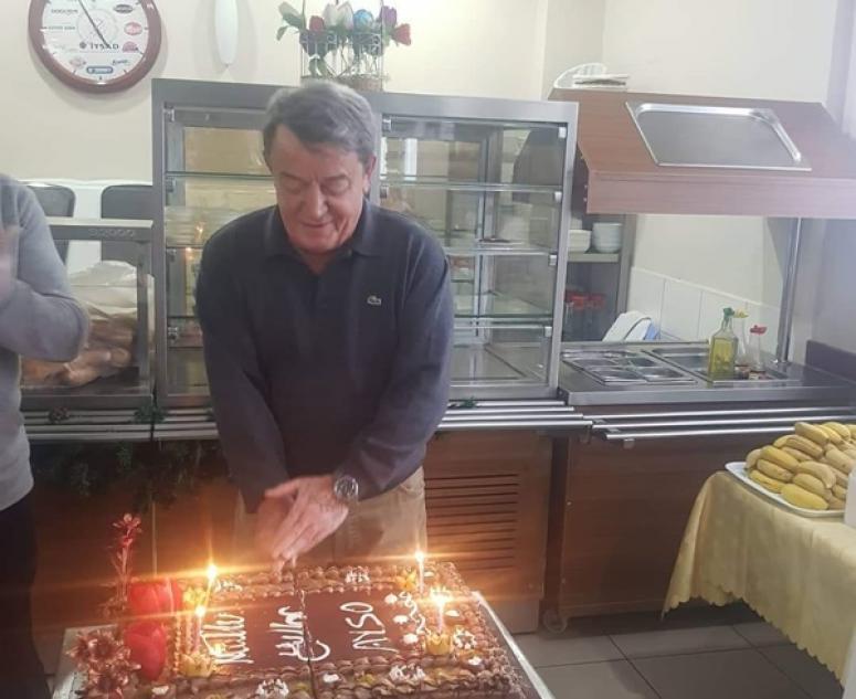 Ayso'da erken yılbaşı kutlaması