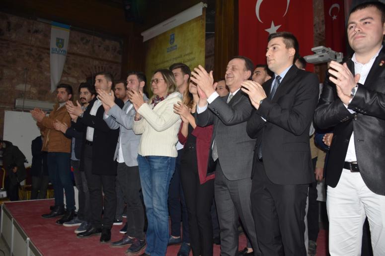 Silivri'nin Gelecek Sahipleri yerel seçimlere hazır