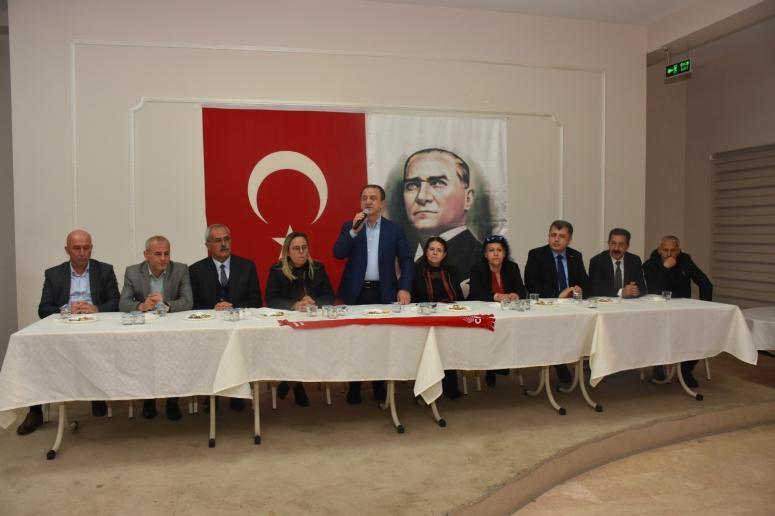 Işıklar ve ekibi Ortaköy'deydi
