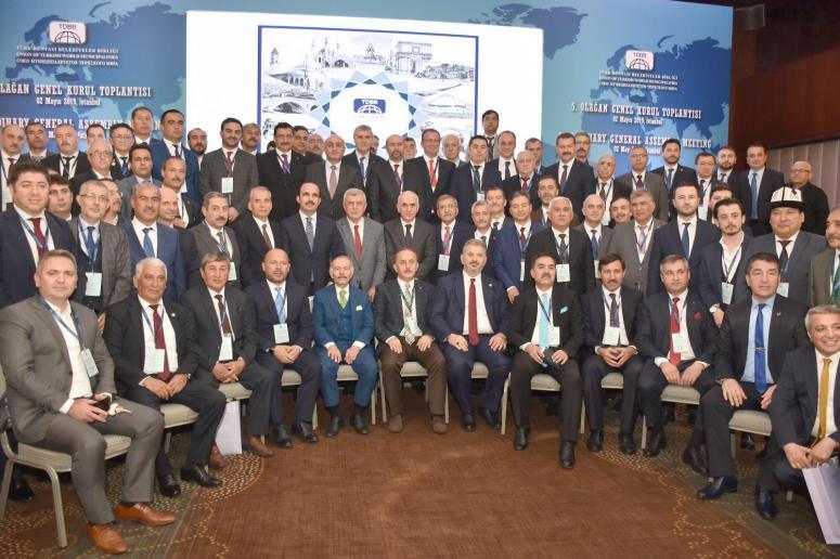 Başkan Yılmaz TDBB Yönetim Kurulu Üyesi Seçildi