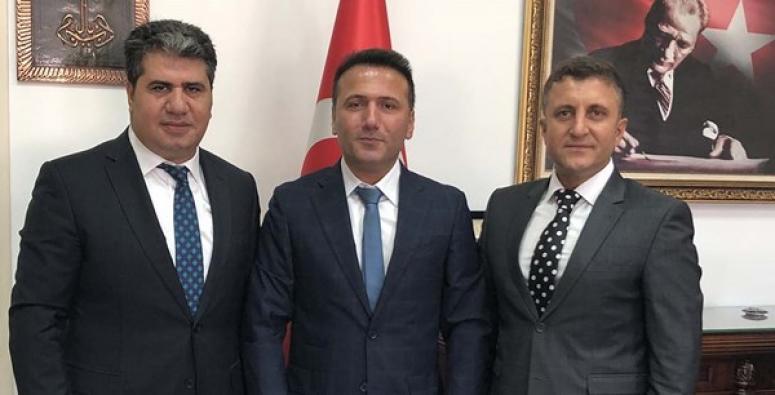 Başkan Albayrak'tan Silivri Adliyesi'ne ziyaret