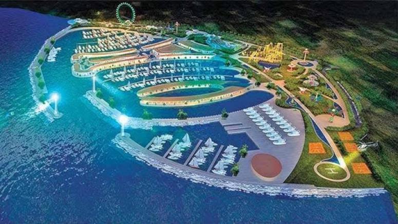 AK Parti: Silivri'yi Dünya Sahnesine Taşıyacak Yat Limanı Projesi Hayırlı Olsun