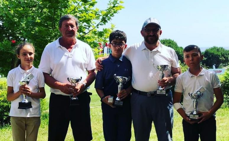 Babalar Gününe Özel Golf Turnuvası