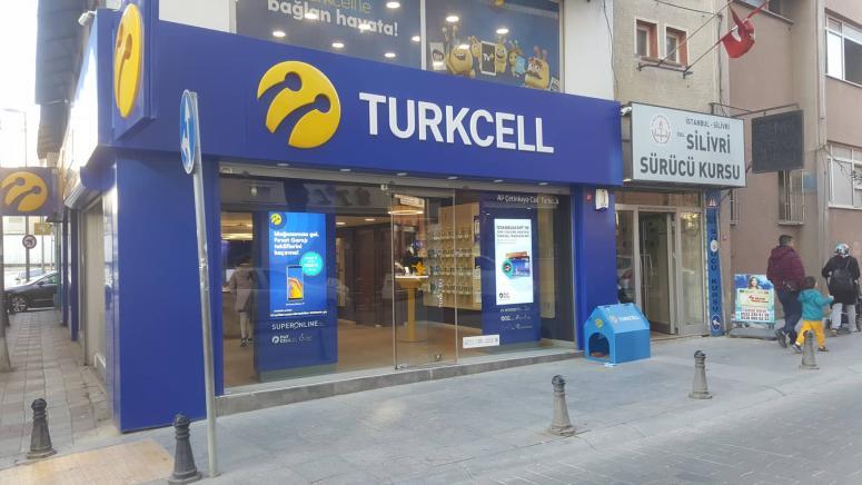 Silivri'deki Turkcell Mağazalarında #Birkapmama var!