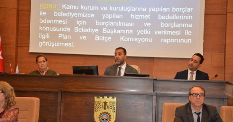 Silivri Belediyesi'nin 20 milyon TL'lik kredi talebi kabul edildi