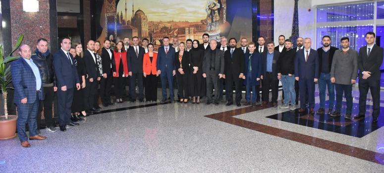 Cumhur İttifakı Belediye Meclis Üyeleri ile ilk toplantı gerçekleşti