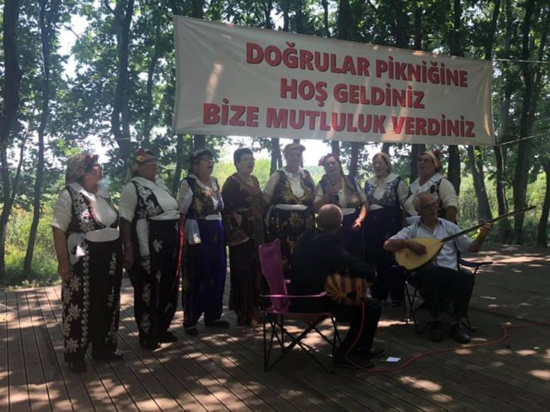 Bulgaristan Göçmenleri Piknikte Buluştu!