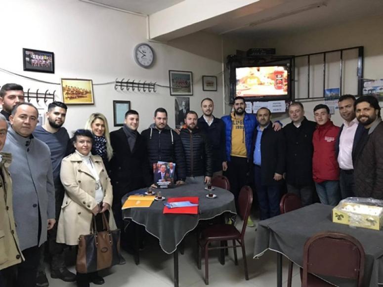 CHP'li Meclis Üyeleri Sahalarda
