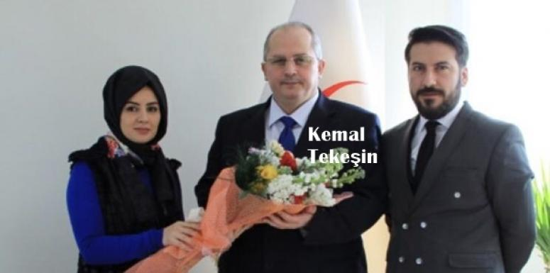 Silivri Devlet Hastanesi'nin yeni Başhekimi Kemal Tekeşin