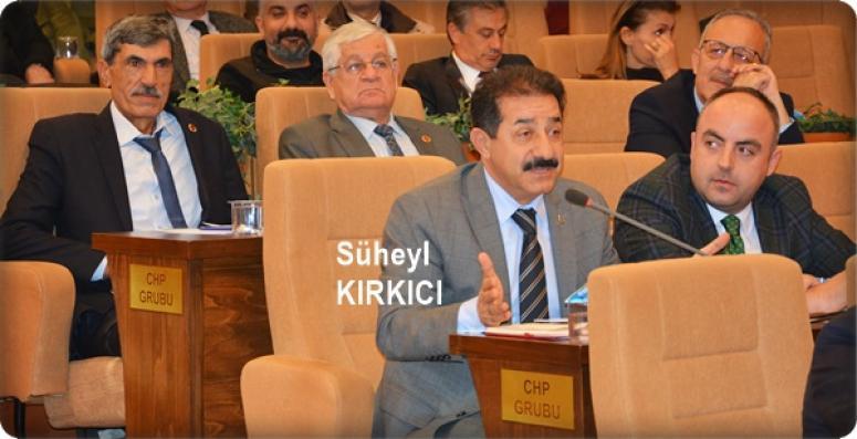 CHP Sözcüsü Kırkıcı: 'Silivri Çiftçisine Bir Anda %133'e Yakın Fiyat Artışının Yansıtılmasını Doğru Bulmuyoruz'