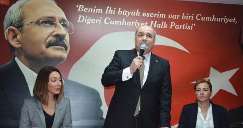Yıldırım: 2024 yılında yeniden Silivri'yi CHP iktidarı ile taçlandıracağız