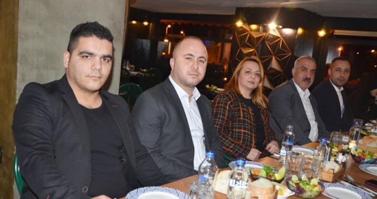 MHP'den Basına 10 Ocak Yemeği
