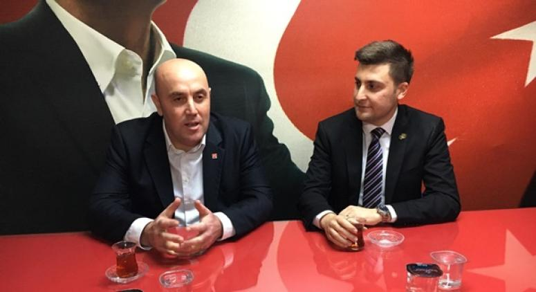 Koçoğlu: CHP'nin Rakiplerine Karşı Tek Yumruk Olma Zamanı!