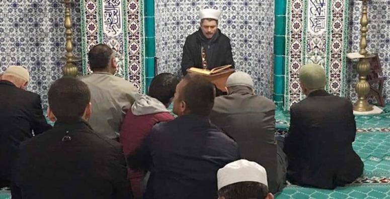 TÜGVA'dan Barış Pınarı Harekatı İçin Fetih Duası