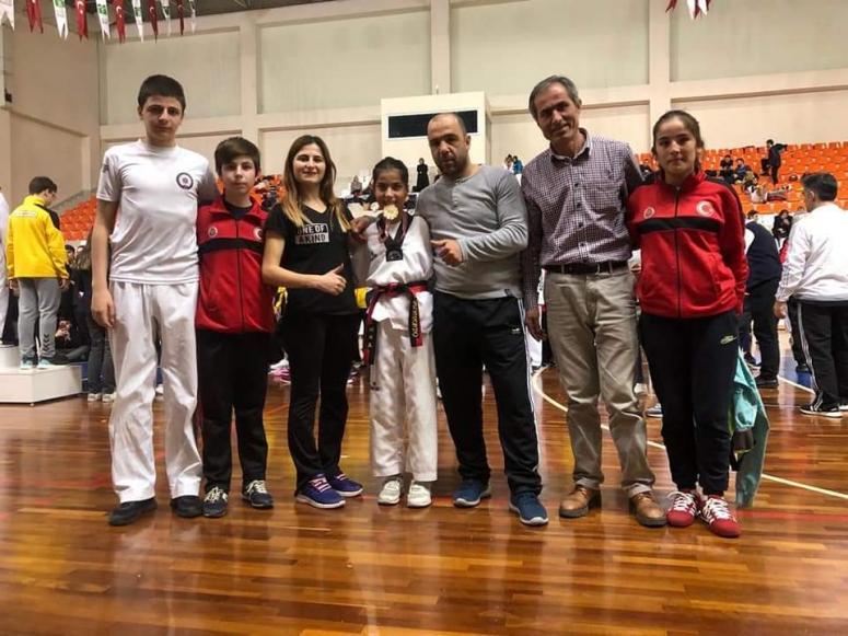 Silivri Taekwondo Kulübü başarıya doymuyor!