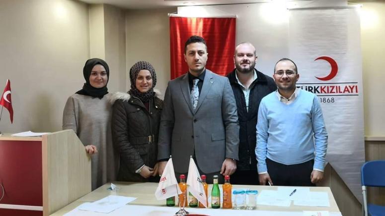 Kızılay'a yeni başkan seçildi