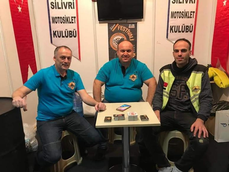 Silivri Motosiklet Kulübü Fuara Katıldı!