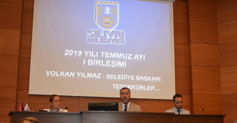 Temmuz Ayı Meclis Toplantısı Düzenlendi