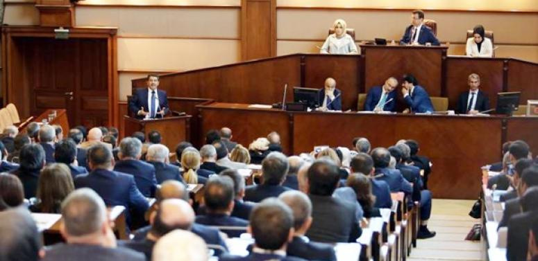 CHP Silivri: Masa başı oyunlara boyun eğmeyeceğiz!