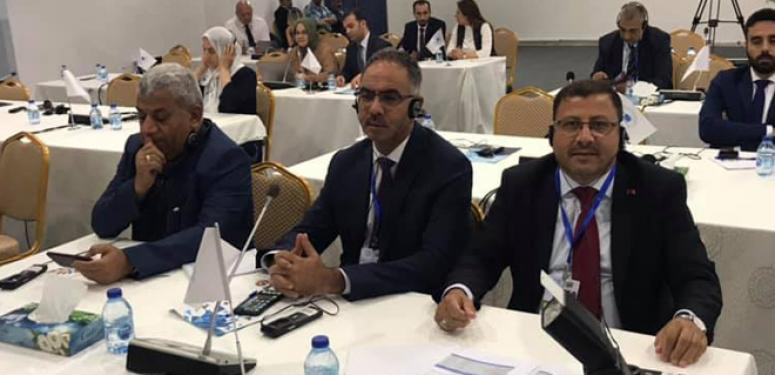 Karakaş, Ürdün'de UCLG-MEWA Toplantısına Katıldı