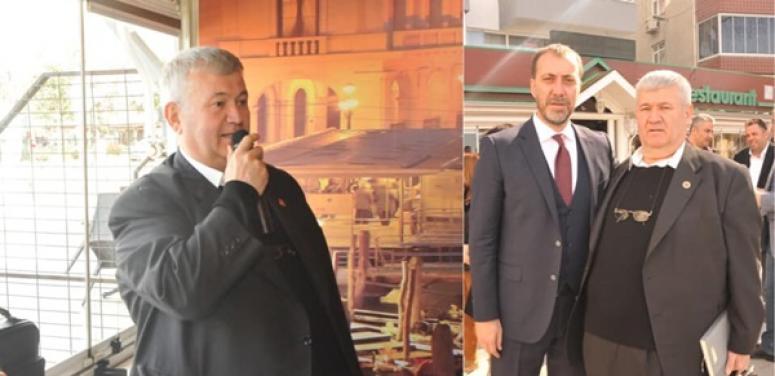 Eren'den Cumhur İttifakı'na açık destek