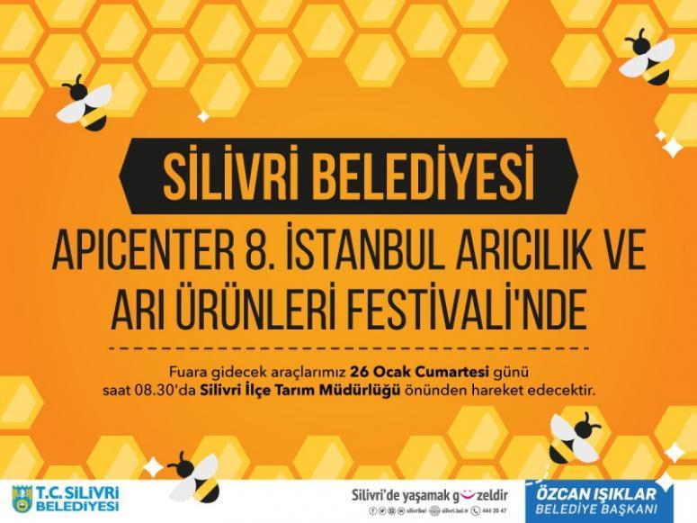 Silivri Belediyesi 8. Arıcılık Festivali'nde