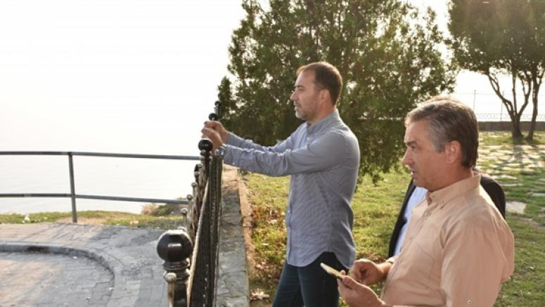 Kale Park, Bakım ve Onarım Çalışmaları Nedeniyle Kapatıldı