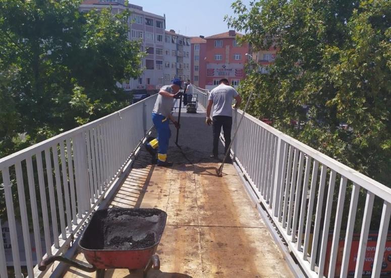 Silivri Belediyesi Şikayetleri Dinledi Köprü 'Tamam'