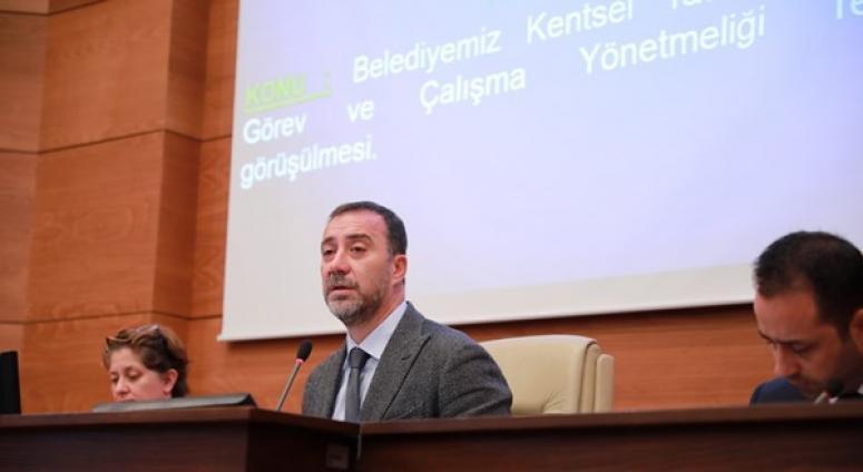 Ekim Ayı Meclisi'nin 2. Birleşimi Cuma Günü