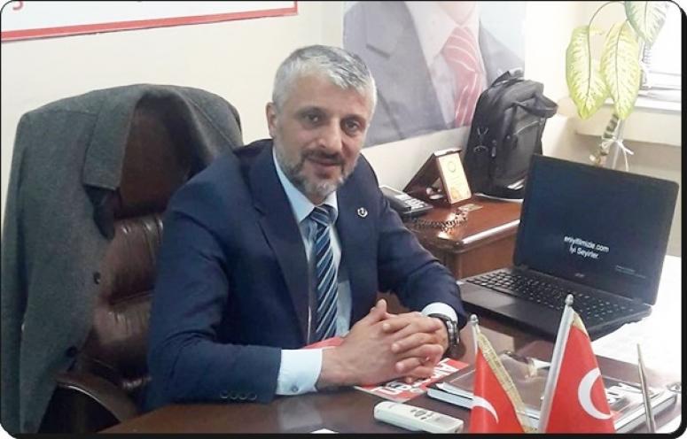 Başkan Aksu: Rabbim Şanlı Ordumuzu Muzaffer Eylesin