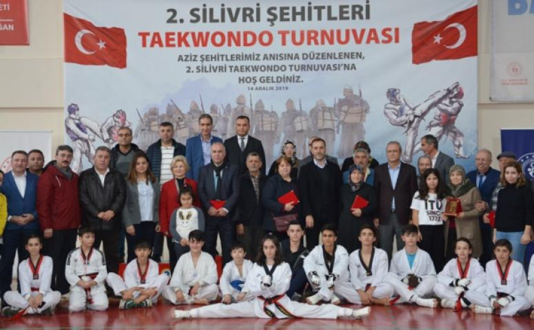 2. Silivri Taekwondo Turnuvası Gerçekleştirildi