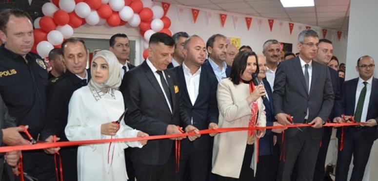 Yenilenen Selimpaşa Ek Hizmet Binası törenle açıldı