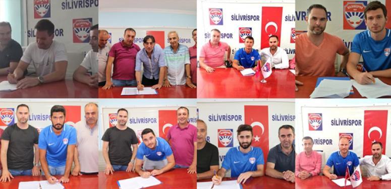Silivrispor'dan Yeni Sezon Transferleri