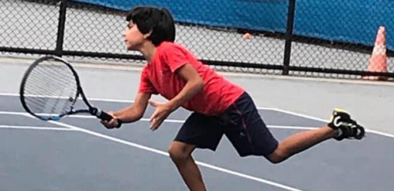 Tenis Turnuvasında 'Şenkaya' Rüzgarı Esiyor