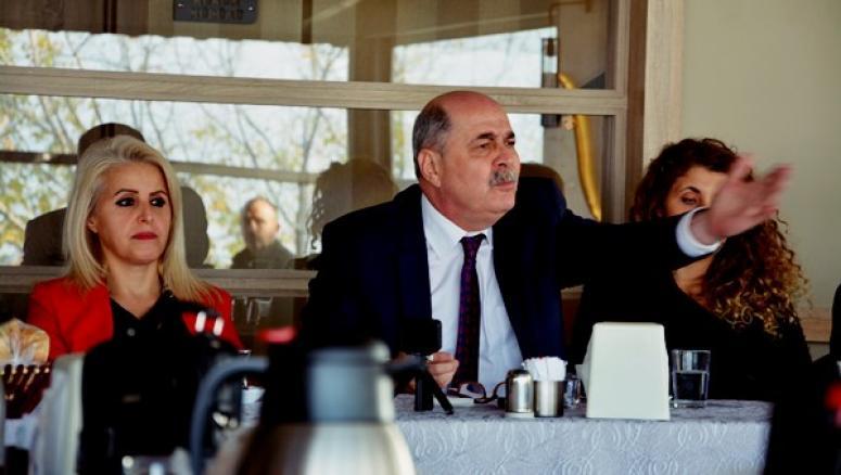 Yıldırım: Yüzde 3-4 Oyu Olan Bir Parti Bugün Gelmiş Silivri'yi Yönetiyor