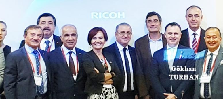 Turhan'dan Avrupa'nın Sanayi Merkezlerinden İtalya'ya Çıkarma