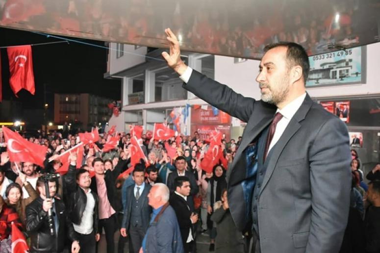 Silivri'ye yeni Belediye Başkanı: Volkan Yılmaz!