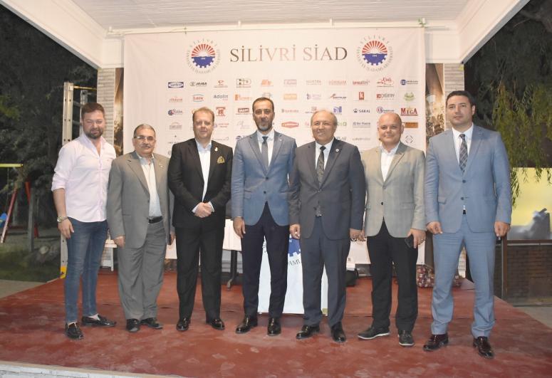 Başkan Yılmaz SİAD iftarına katıldı