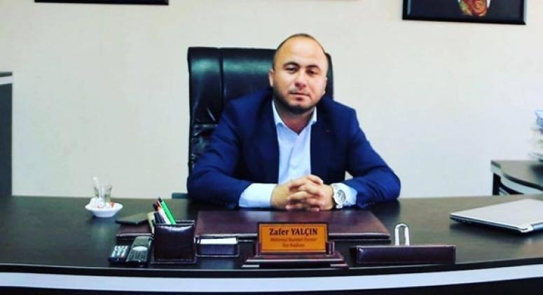 Yalçın: Türk-İslam aleminin Kurban Bayramı'nı kutluyorum